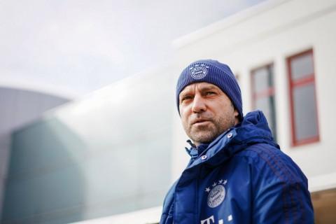 Flick Puas dengan Semangat Juang Bayern Muenchen