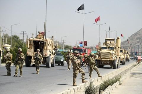 Kesepakatan Penurunan Kekerasan di Afghanistan Dimulai