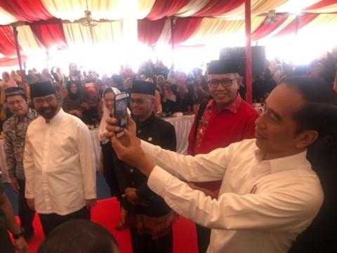 Presiden Hadiri Acara Kenduri Kebangsaan di Aceh
