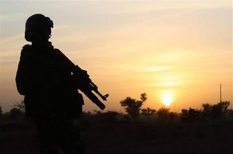 120 'Teroris' Tewas dalam Operasi Prancis-Niger