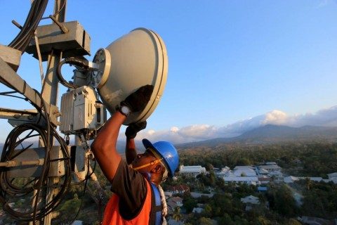 Internet Cepat 4G Bukan Barang Mewah di Aceh