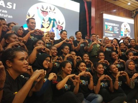 522 Pekerja BUMN Berasal dari Papua