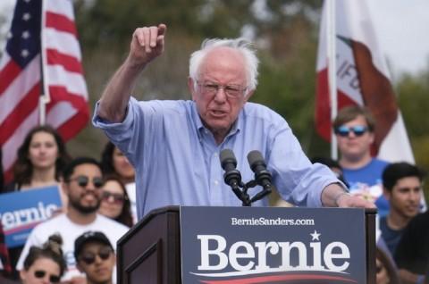 Sanders Minta Rusia Tidak Campuri Pilpres AS 2020