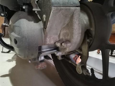 Begini Cara Setting Rem Tromol di Sepeda Motor