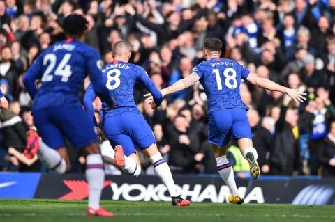 Hasil Pertandingan: Chelsea Bungkam Tottenham Hotspur