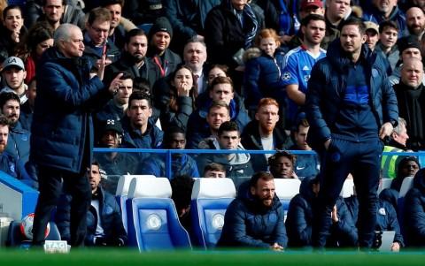 Chelsea Kalahkan Tottenham, Lampard Mempertegas Dominasi atas Mourinho