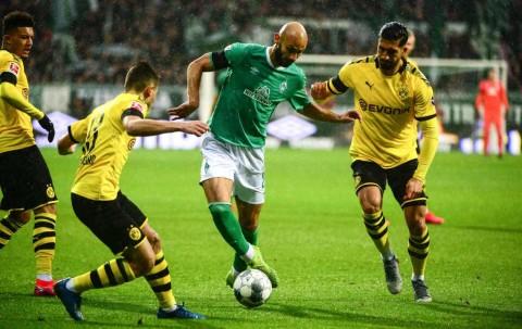 Hasil Pertandingan: Dortmund Buat Bremen Tidak Berdaya