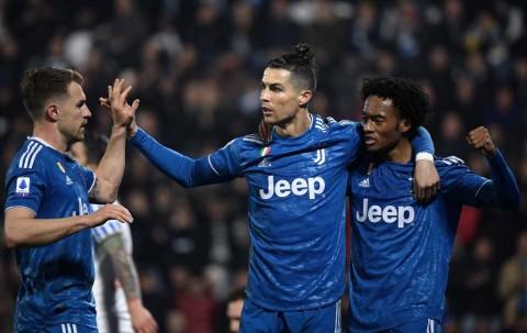 Hasil Pertandingan: Juventus Hanya Menang Tipis atas Tim Gurem