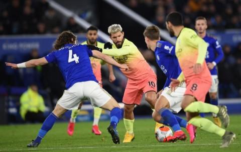 Hasil Pertandingan: Gabriel Jesus Bantu City Tekuk Leicester
