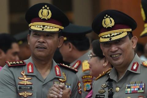 Polisi Buru Provokator di Tanjung Balai