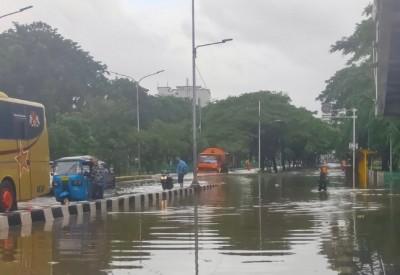 Titik Banjir di Jakarta Pagi Ini