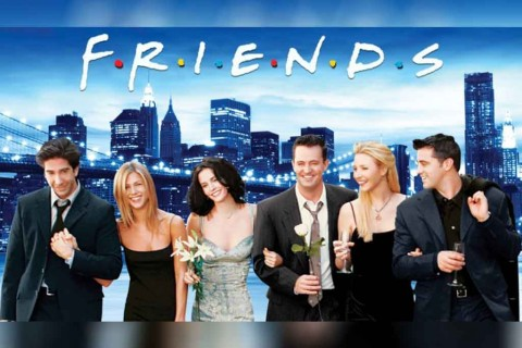 Reuni Friends segera Terwujud