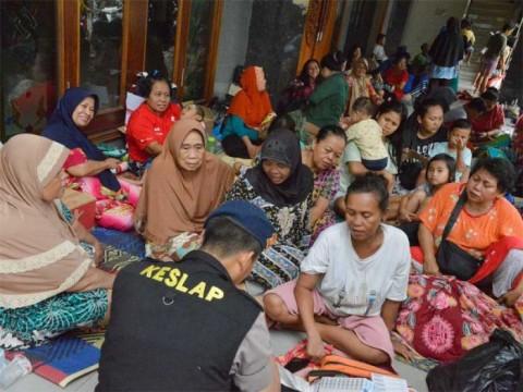 Pengungsi Banjir Jakarta Mencapai 846 Orang