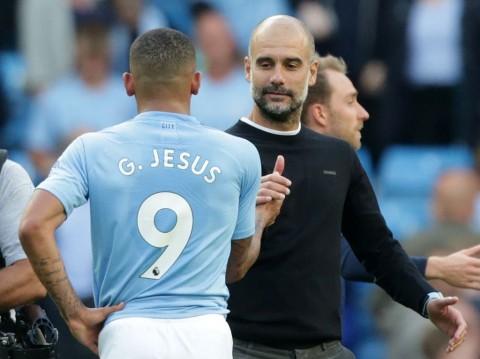 Performa Jesus Buat Guardiola Tampak Brilian