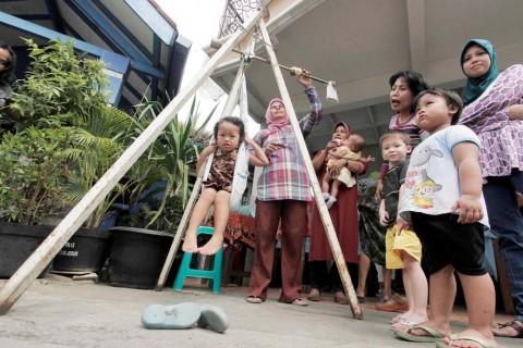4.641 Balita di Palembang Terkena <i>Stunting</i>