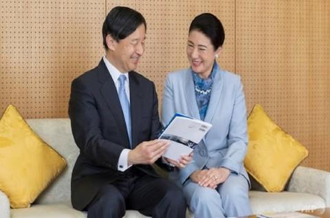 Kaisar Jepang Sebut Kesehatan Istrinya Naik Turun