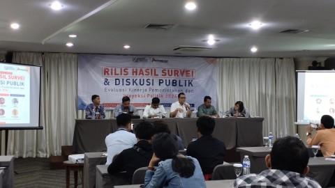 Survei: Kombinasi Militer-Sipil Paling Disukai untuk Pilpres 2024