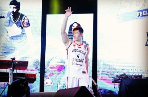 Friksi Berakhir, Abraham kembali Masuk Skuat Timnas Basket Hadapi Filipina