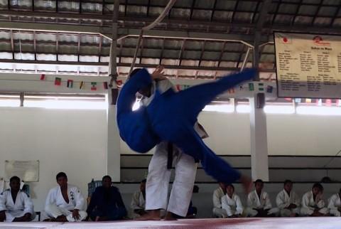 19 Atlet Judo Papua Siap Sumbang Medali Emas di PON