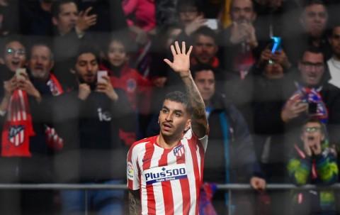 Hasil Pertandingan: Taklukkan Villarreal, Atletico Tembus Tiga Besar