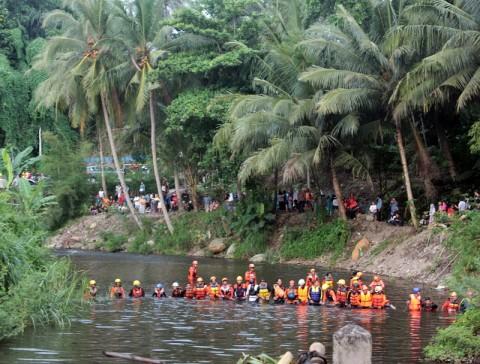 Tersangka Susur Sungai Melakukan Kelalaian