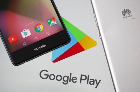 Google: Jangan Pasang Aplikasi Kami di Ponsel Huawei Baru
