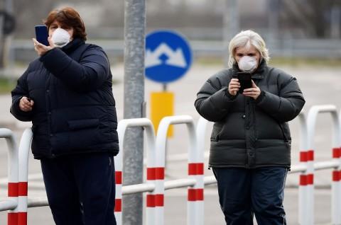 Italia Umumkan Kematian Ketiga Terkait Virus Korona