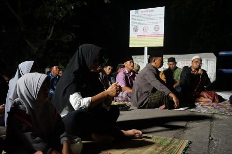 Doa Bersama untuk Korban Susur Sungai Sempor