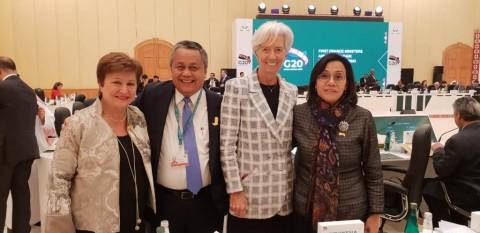 G20 Sepakat Tingkatkan Kerja Sama Menangkal Korona
