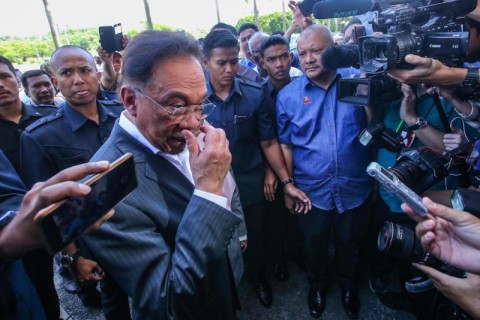 Temui Mahathir, Anwar Pastikan Masa Depan sebagai PM Malaysia