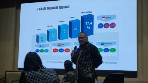 Indonesia Juara Keragaman Bahasa se-Dunia