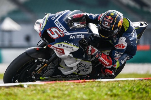 Johann Zarco Makin Mantap dengan Motor Ducati