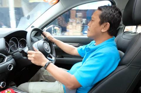 Konsentrasi dan Fokus Kunci Berkendara dengan Aman