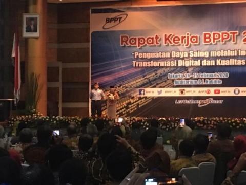 Wapres: Iptek Sebagai Landasan Pembangunan Nasional