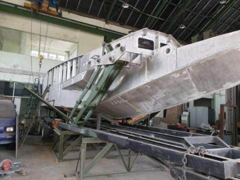 Kapal Perang Canggih ITS, Bisa Menyelam dan 'Melayang'