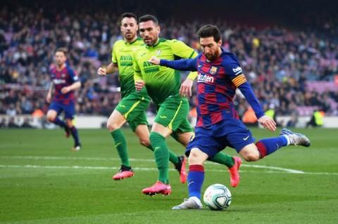 Gattuso: Messi Lebih Hebat dari Maradona