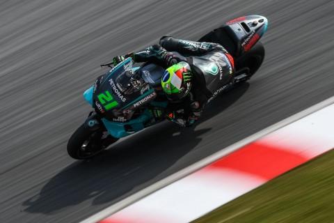 Petronas Yamaha Dominasi Sesi Terakhir Tes MotoGP Qatar