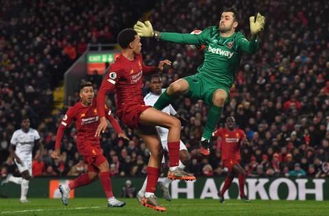 Liverpool Tekuk West Ham Lewat Comeback Dramatis