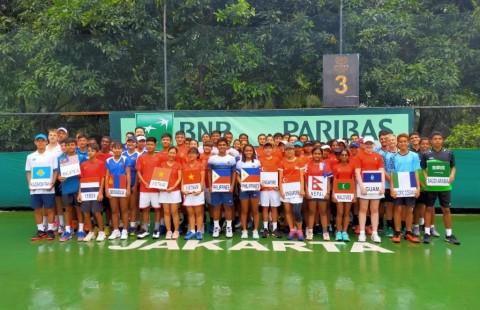 Pelti Gelar Pra-Kualifikasi Piala Davis dan Fed Junior 2020