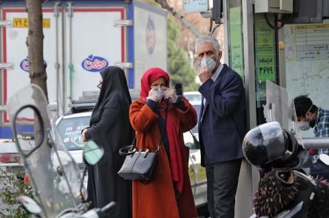 21 Pasien Korona di Iran Dinyatakan Sembuh