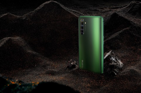 realme X50 5G Meluncur via Online