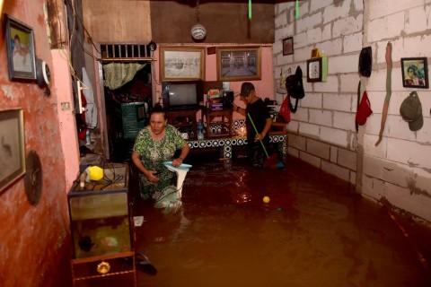 Tips PLN agar Terhindar dari Sengatan Listrik saat Rumah Banjir