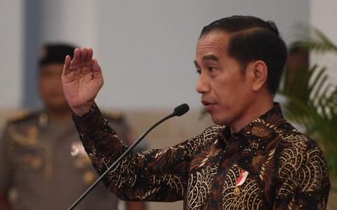 Jokowi Setuju Suku Bunga Acuan Diturunkan