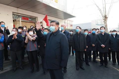Presiden Tiongkok Minta Rakyatnya Kembali Bekerja