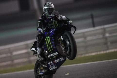 Vinales Pimpin Tes MotoGP di Doha