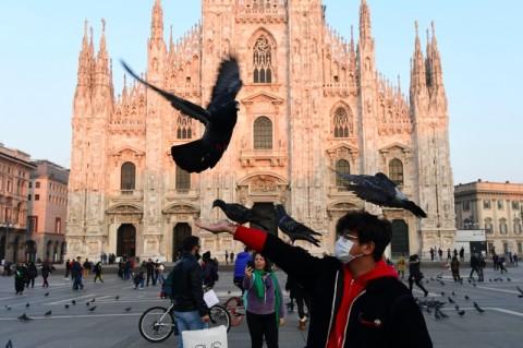 Italia Berburu Sumber Penyebar Virus Korona