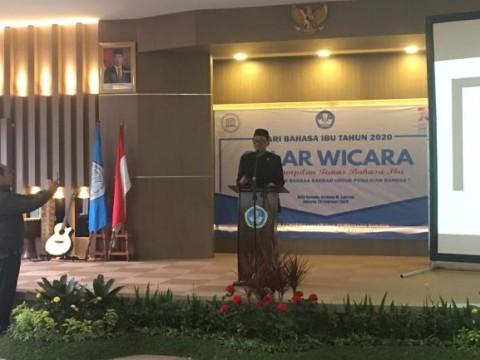 Legislator: Utamakan Bahasa Indonesia, Kuasai Bahasa Asing