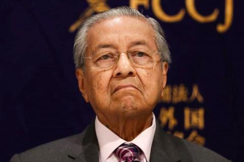 Mahathir Lakukan Pertemuan Maraton dengan Petinggi Partai