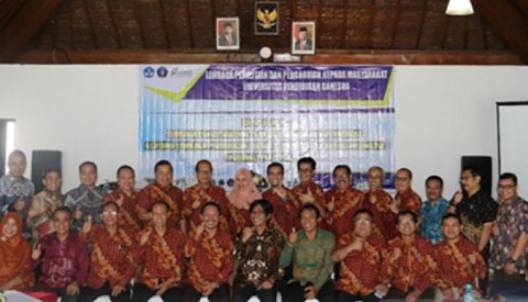 LPPM se-Indonesia Rumuskan Turunan Kampus Merdeka