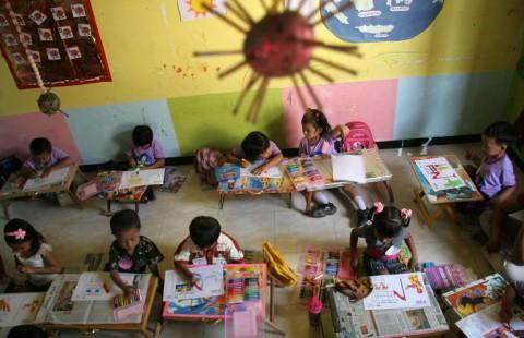 Jauhkan Kawasan Pendidikan dari Polusi